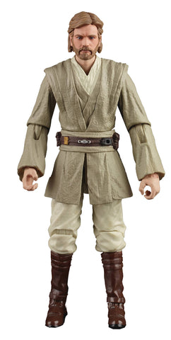 Star Wars The Black Series Obi Wan Kenobi Jedi Knight 6-Inch Action Figure