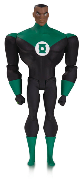 DC Collectibles Justice League Animated Green Lantern John Stewart Figure
