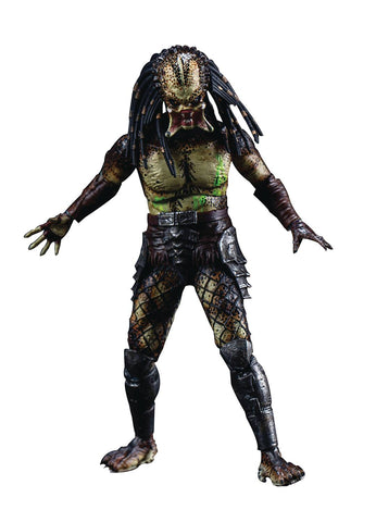 Hiya Toys Predators Crucified Predator 1/18 Scale Action Figure