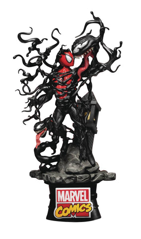 Beast Kingdom Marvel Spider-Man vs Venom D-Stage Series 6-Inch Statue