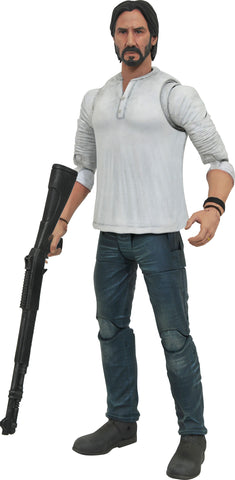 Diamond Select John Wick Casual 7-Inch Action Figure