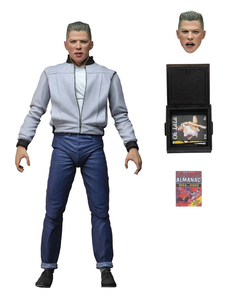 Neca Back to the Future Biff Ultimate 7-Inch Scale Action Figure
