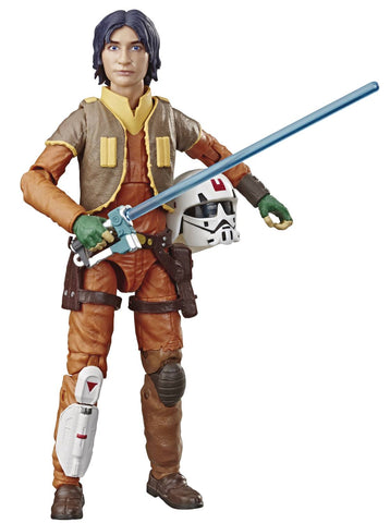 Star Wars The Black Series Ezra Bridger Rebels 6-Inch Action Figure