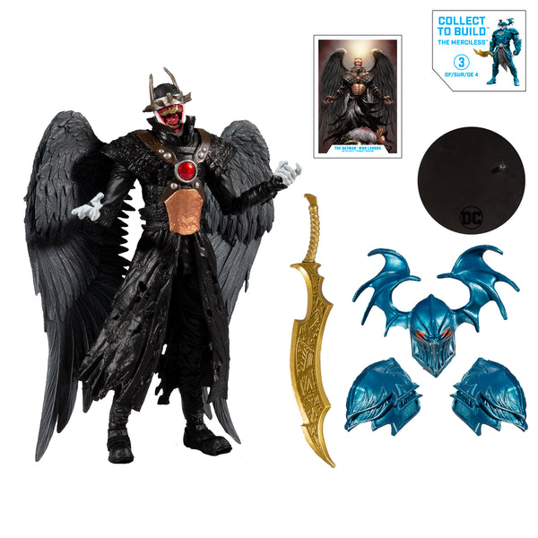 McFarlane DC Multiverse Batman Who Laughs Sky Tyrant Wings 7-Inch Figure