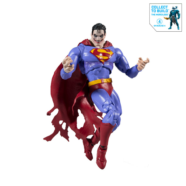 McFarlane Toys DC Multiverse Superman The Infected 7-Inch Action Figure