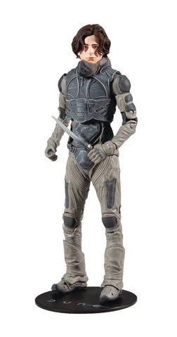 McFarlane Dune Paul Atreides 7-Inch Action Figure Rabban Build A Figure