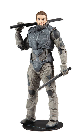 McFarlane Dune Duncan Idaho 7-Inch Action Figure Rabban Build A Figure