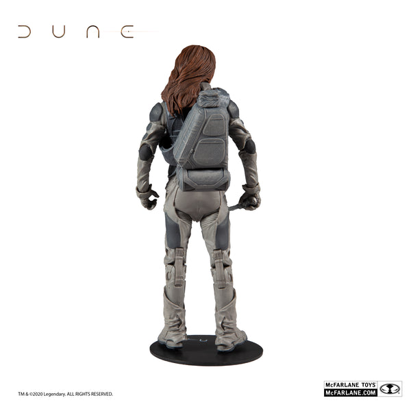 McFarlane Toys Dune Lady Jessica 7-Inch Action Figure Rabban Build A Figure