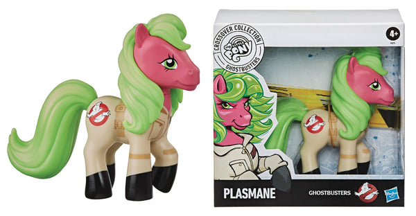 My Little Pony Ghostbusters Plasmane Crossover Collection