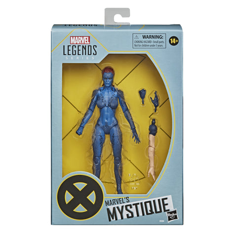 Marvel Legends Mystique X-Men Movie 6-Inch Figure