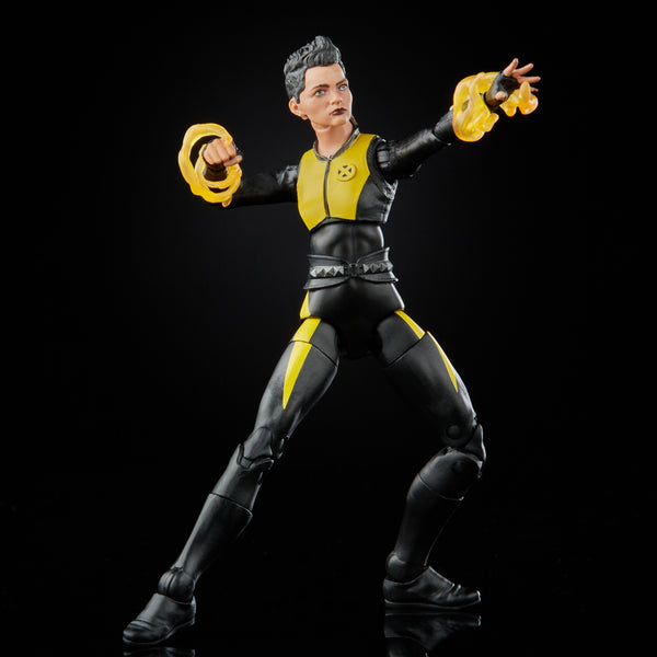 Marvel Legends X-Men Deadpool & Negasonic Teenage Warhead 6-Inch Figure Set