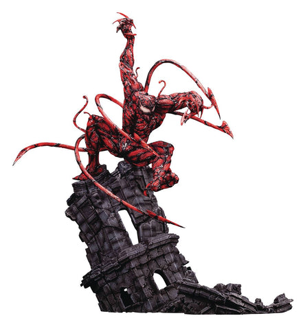 Kotobukiya Marvel Maximum Carnage Fine Art 1/6 Scale Statue