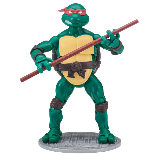 Playmates Tmnt Ninja Elite Series Donatello Px Exclusive Action Figure