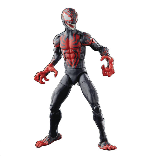 Marvel Legends Venom Series Venomized Miles Morales 6-Inch Action Figure
