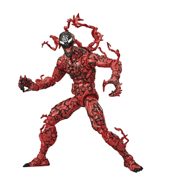 Marvel Legends Venom Series Carnage 6-Inch Action Figure