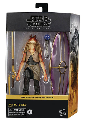 Star Wars The Black Series Jar Jar Binks Deluxe 6-Inch Action Figure