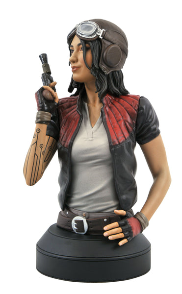 Gentle Giant Star Wars Dr Aphra 1/6 Scale Bust