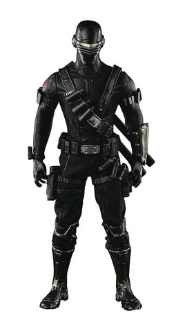 ThreeZero Gi Joe Snake Eyes 1:6 Scale Figure