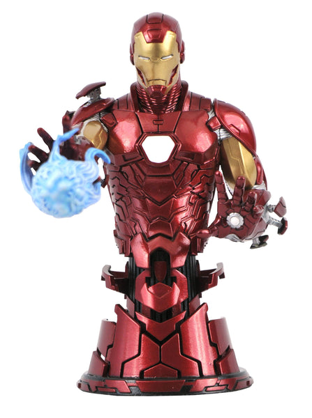 Gentle Giant Iron Man Marvel Comic 1/7 Scale Bust