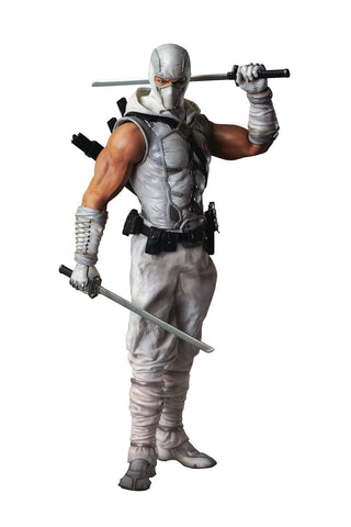 ThreeZero Gi Joe Storm Shadow 1:6 Scale Figure