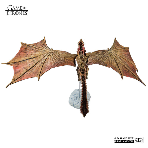 McFarlane Game of Thrones Viserion Version 2 Deluxe Figure, Popular Characters- Have a Blast Toys & Games