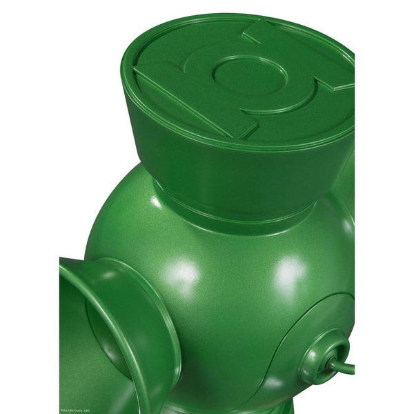 DC Collectibles Green Lantern Power Battery and Ring 1:1 Scale Prop Replica, DC Comics- Have a Blast Toys & Games