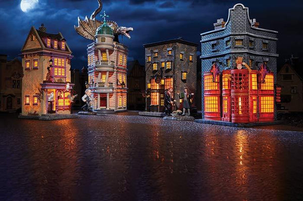 Department 56 Harry Potter Village Ukrainian Ironbelly, Popular Characters- Have a Blast Toys & Games