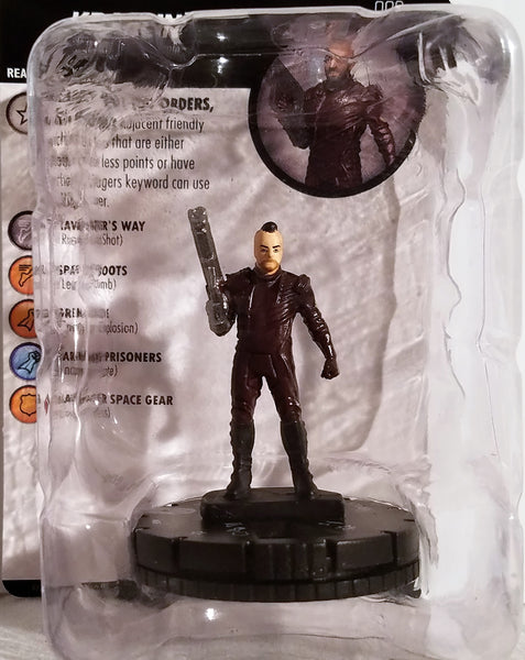 Marvel HeroClix Kraglin Guardians of the Galaxy Vol. 2 Figure #009, Marvel- Have a Blast Toys & Games