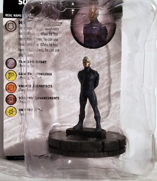 Sovereign Guardians of the Galaxy Vol. 2 Marvel HeroClix Figure #008, Marvel- Have a Blast Toys & Games