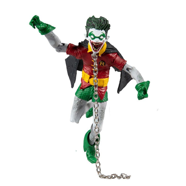 McFarlane DC Multiverse Robin Earth 22 Scream Dark Nights: Metal 7-Inch Figure