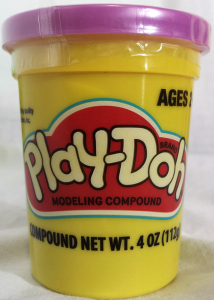 Play-Doh 4 oz Single Can Choose Your Color, Popular Characters- Have a Blast Toys & Games