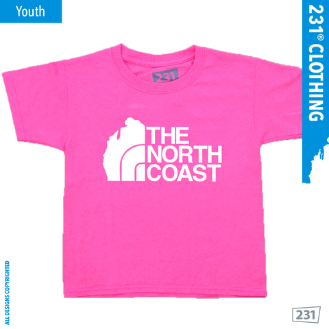 North Coast Youth Tee