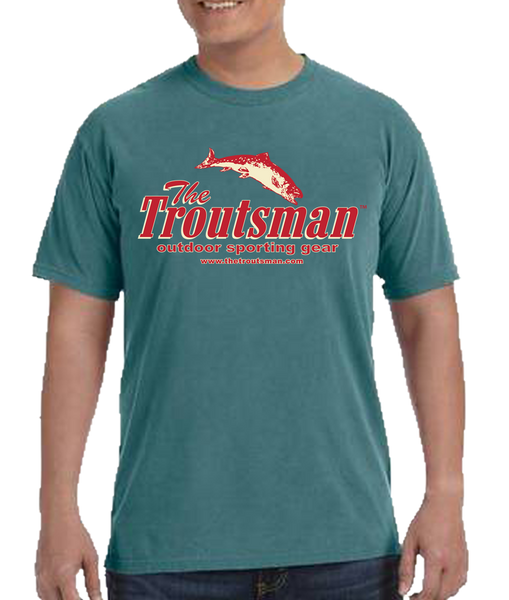 25 Troutsman tee-shirt