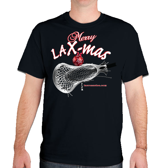 024 LaXmas Mens short sleeve Tee-shirt