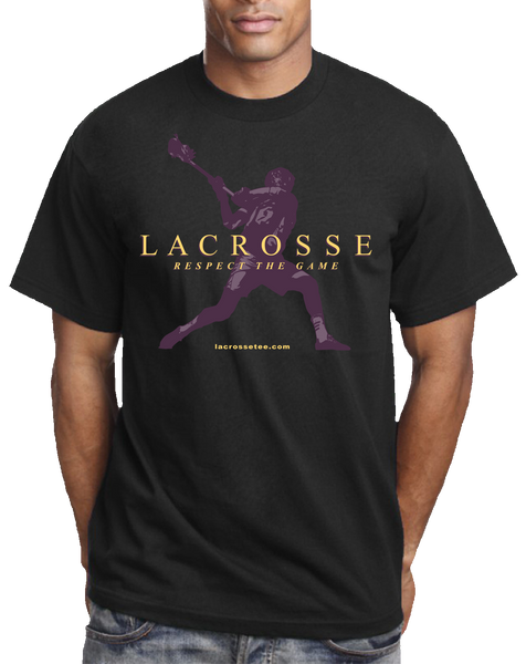 011 Shooter Lacrosse short sleeve Tee-shirt