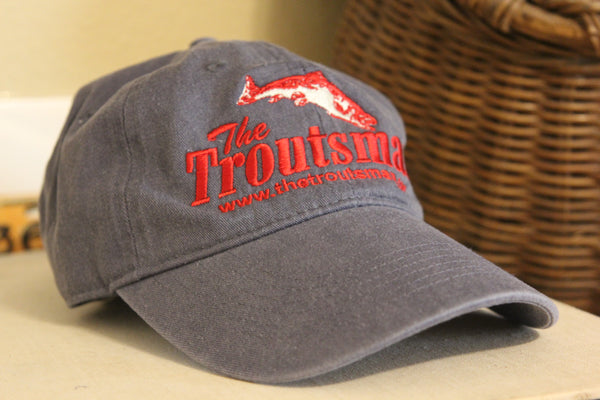 The Troutsman Ball Cap