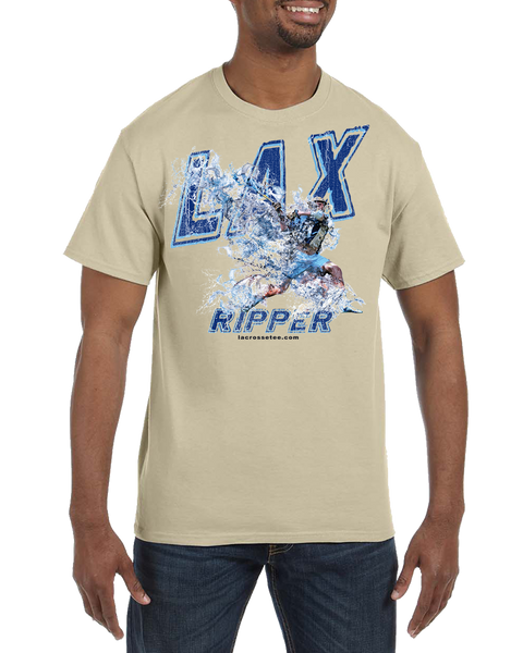 001 Ripper/Water Short Sleeve Tee-shirt