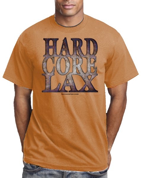 017 Hardcore Lacrosse short sleeve tee-shirt