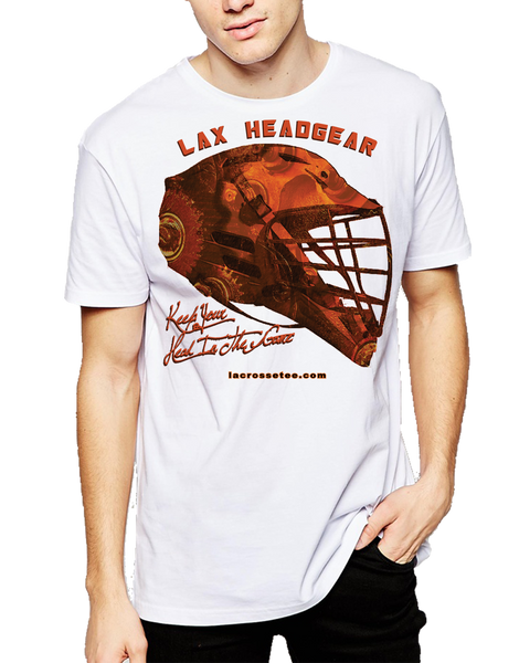 016 HeadGear Lacrosse short sleeve tee-shirt