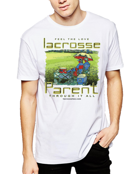 010 Parent Lacrosse short sleeve Tee-shirt