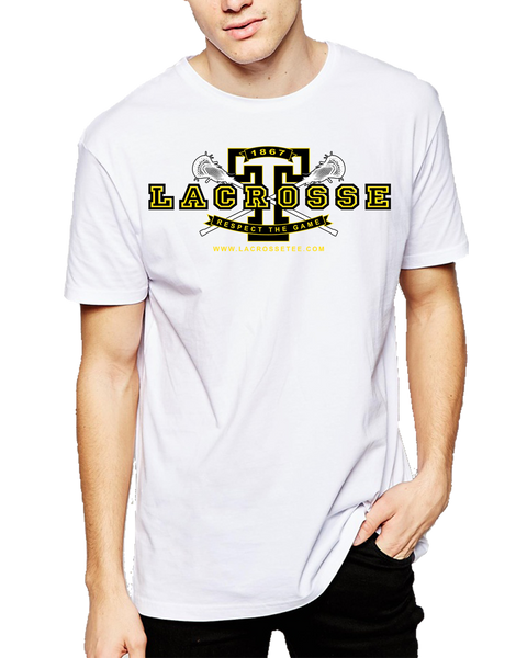002 Signature Lacrosse short sleeve Tee-shirt
