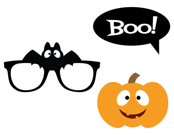 image about Halloween Photo Booth Props Printable named Halloween Get together Photograph Booth Props Printable Instantaneous Obtain