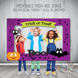 HALLOWEEN PHOTOBOOTH FRAME - NYC PARTY PRINTABLES