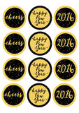 New Years Eve Party Pack 2016 - NYC PARTY PRINTABLES