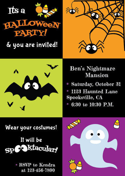 graphic about Halloween Invitations Printable known as Halloween Social gathering Spooky Invitation, Halloween Invite, Halloween Invitation, PRINTABLE INVITATION