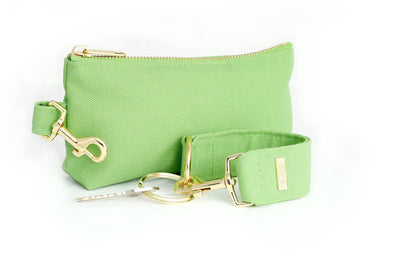 Green CANVAS 2-PIECE SET - on backorder until July 15
