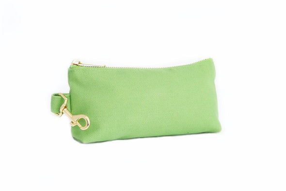 Green Classic Canvas IT BAG