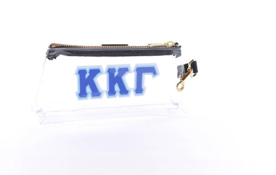Kappa Kappa Gamma Clear Sorority IT BAG
