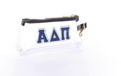 Alpha Delta Pi Clear Sorority IT BAG