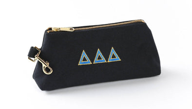 Delta Delta Delta Classic Canvas Sorority IT BAG